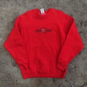VINTAGE 90s IOWA STATE UNIVERSITY SWEATSHIRT